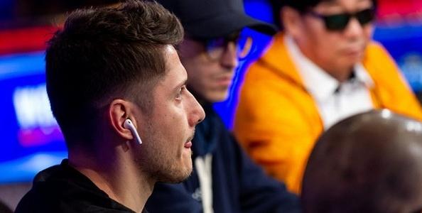 WSOP 2019 – Marco Bognanni è runner-up al DeepStack, a Robert Mitchell il braccialetto