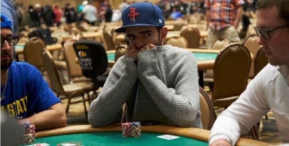 Chi è Daniele D'Angelo che stanotte giocherà per il braccialetto al Final Day del Deepstack WSOP 8-handed?
