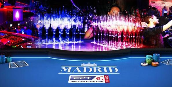Segui l'EPT Open Madrid in diretta streaming!