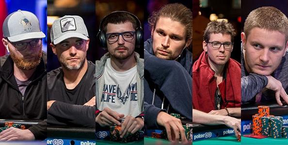 Chi sono i finalisti del 50K WSOP High Roller?