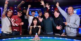WSOP 2019 – Jiyoung Kim regina del Ladies, Yuri Dzivielevski trionfa nel Mixed