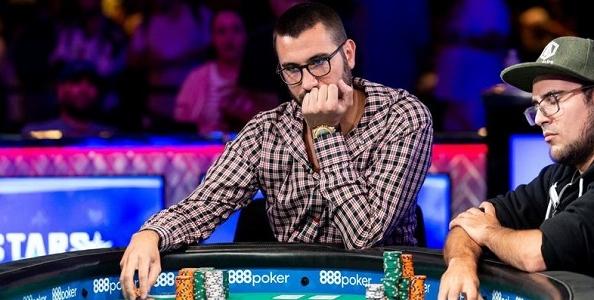 Stud Hi-Lo fatale per Dario Sammartino: è terzo al WSOP HORSE CHAMPIONSHIP!