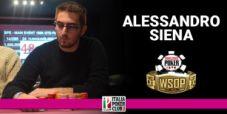 Le WSOP alternative di Ale Siena: A Vegas 2 mesi per giocare cash-game. I tornei? Farò solo quelli imperdibili!
