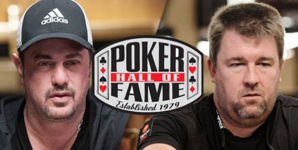 Chris Moneymaker e David Oppenheim entrano nella Hall of Fame del poker