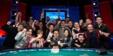 WSOP – Danny Tang vince il Final Fifty! Fuori tutti gli azzurri nel Day 3 del Little One