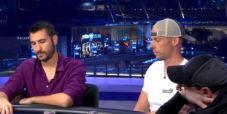 Dario Sammartino sullo showdown finale contro Ensan: Anche se ho perso è stata una liberazione!