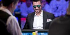 Gli esordi di Dario Sammartino nel poker live