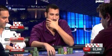 Sammartino ancora protagonista a Vegas! Si prende la rivincita su Ensan davanti alle telecamere di Poker After Dark