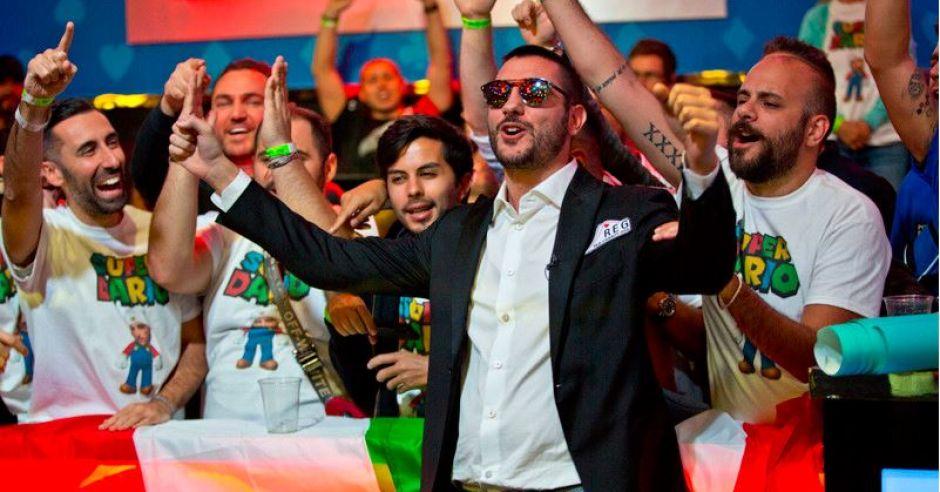 Come ha fatto Dario Sammartino a laurearsi campione del mondo High-Roller di poker online?