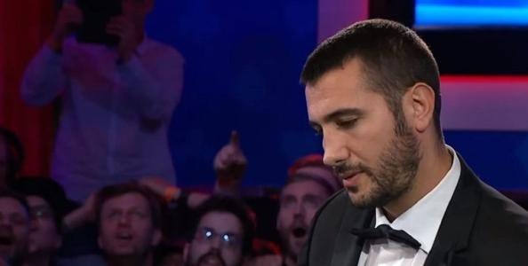 Dario Sammartino ha dato un tell a Ensan nell'ultima mano del Main WSOP?