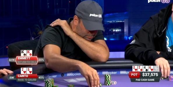 Poker After Dark – Dario stavolta non c'è! Ensan perde ancora, Emmett regala spettacolo