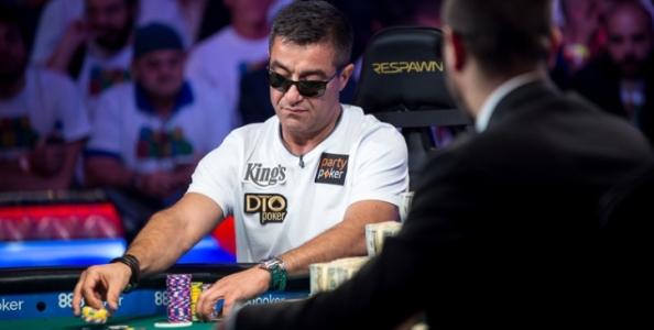 Il tributo del campione Ensan a Sammartino: È un grande del poker, io sono stato più fortunato
