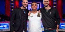 Il foto racconto di Dario Sammartino al tavolo finale del Main Event WSOP