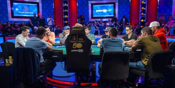 Dario Sammartino nella storia: vola al tavolo finale del main event WSOP 2019