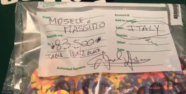 WSOP – Pescatori ci riprova nel PLO Bounty, Mosele imbusta per la terza volta