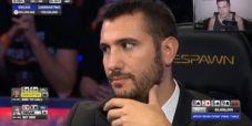 Polk promuove l'ultima mano di Sammartino al Main WSOP: mossa bilanciata con equity