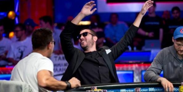 Dario è pronto per l'ultima battaglia: Non penso al braccialetto voglio solo giocare il mio miglior poker!