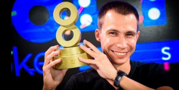 888Poker Sochi: dominio russo nel main event, trionfa Vasiliy Tsapko