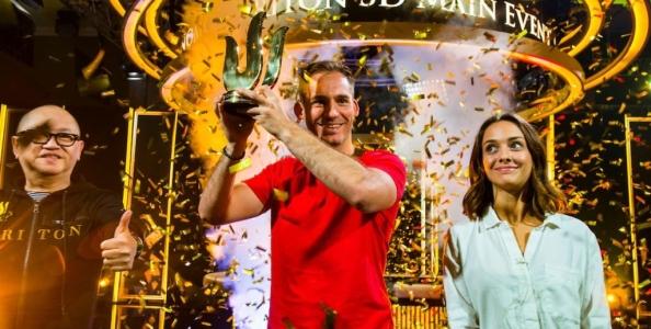 Triton Series: Justin Bonomo sa solo vincere, trionfa nello short deck anche a Londra