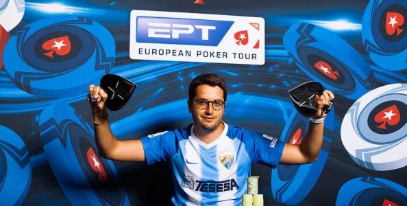Chi è Juan Pardo Domínguez, lo spagnolo che ha vinto due High Roller EPT in 24 ore