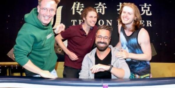 Triton SHR: Kisacikoglu rimonta vincente, superati Troyanovksiy e Ben Heath