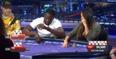 Cooler e spettacolo al Poker After Dark! Draymond Green sfida Phil Hellmuth e Maria Ho