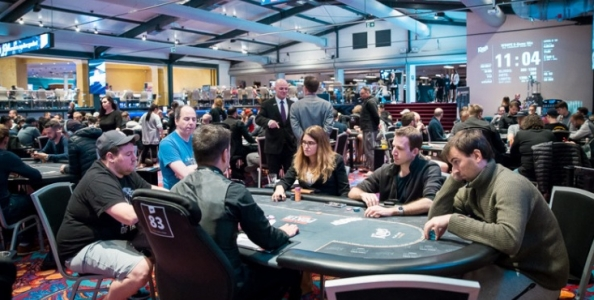 WSOPE 2019 – Avanza l'Italia! Stefanelli lotta in mezzo ai mostri dell'8-Game Mix