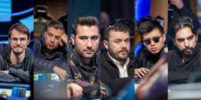 Chi sono gli avversari di Dario Sammartino al tavolo finale del Main Event WSOPE?