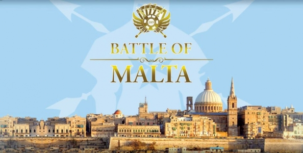 Segui la diretta streaming del Battle Of Malta!