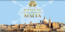 Segui la diretta streaming del Battle Of Malta!