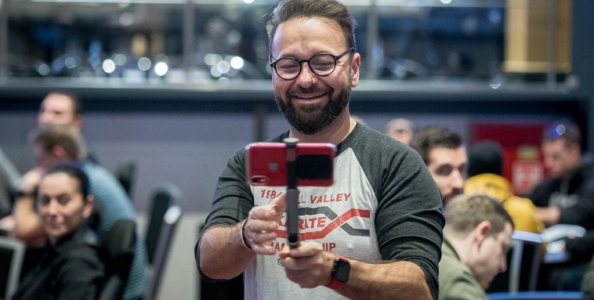 Daniel Negreanu inizia l'anno con un super fold al Poker After Dark