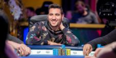 Dario Sammartino chipleader al Day5 del Main Event WSOPE, 14 giocatori rimasti!