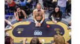 Al Ladies Event del Battle Of Malta i dealers danno le carte a torso nudo