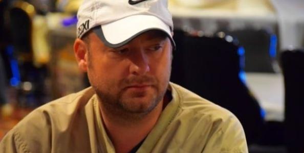 Mike Postle firma la notifica della causa: andrà in tribunale contro lo Stone Gambling