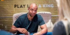 Come è andato Phil Ivey al Day 2 del 250k High Roller WSOPE?
