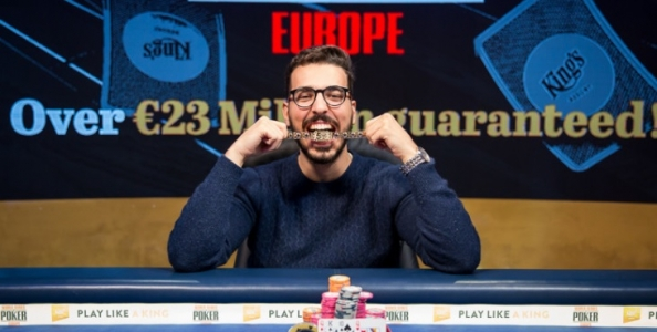 WSOPE – Ribeiro vince nel PLO, Ivey resiste nel Diamond High Roller