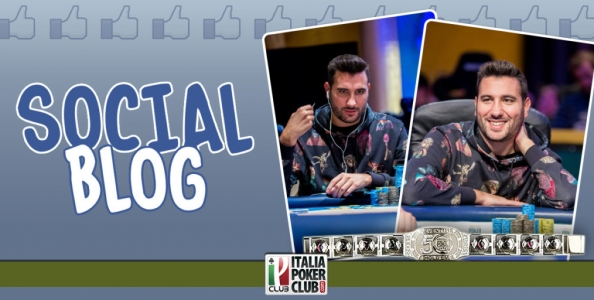 Social Blog Live: segui Dario Sammartino al Main Event WSOP Europe!