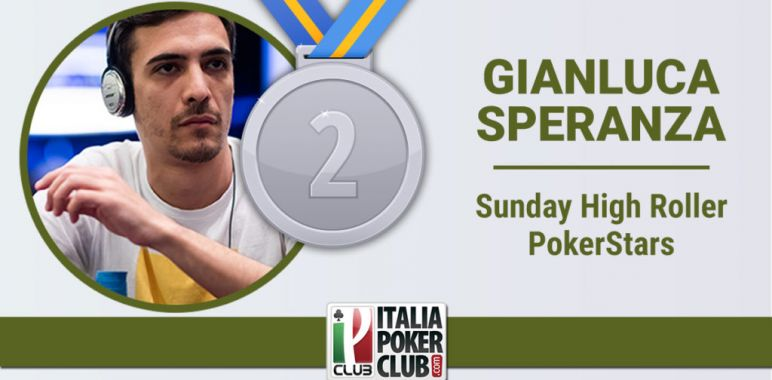 Come ha fatto Gianluca Speranza ad arrivare secondo al Sunday High Roller di PokerStars?