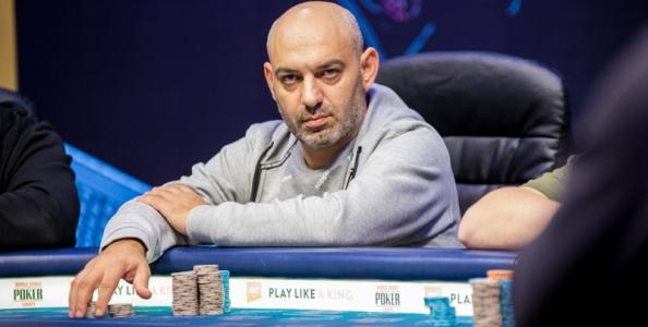 Il racconto di Pasquale Braco dopo la vittoria dell'anello al WSOP Circuit di Rotterdam
