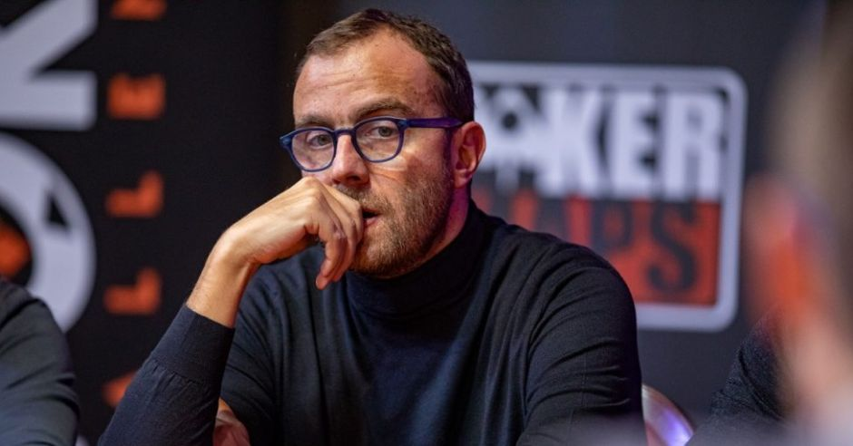 Show di Trevisani al Perla: chiama e vince con K alta al final table contro Angelini
