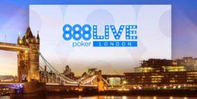 Segui la diretta streaming dell'888Live Festival Londra!