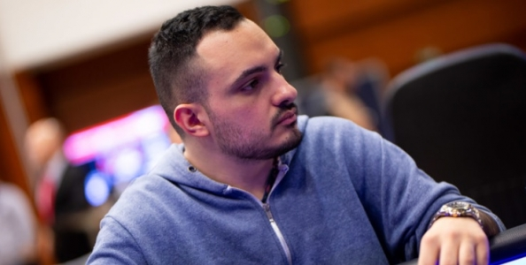 L'intervista a caldo a Luigi D'Alterio dopo il secondo posto al National High Roller EPT Praga