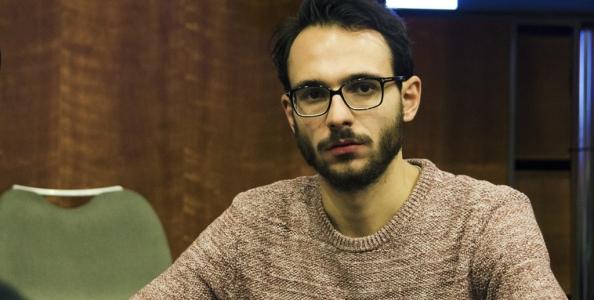 Eliminato alla prima mano del torneo: il racconto di Federico Piroddi da Madrid
