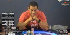 Quando top pair non basta: Adelstein perde un piattone con AJ contro KK