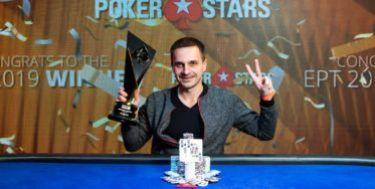 Pobal nella storia dell'EPT quasi per caso: Il poker per me resterà un hobby