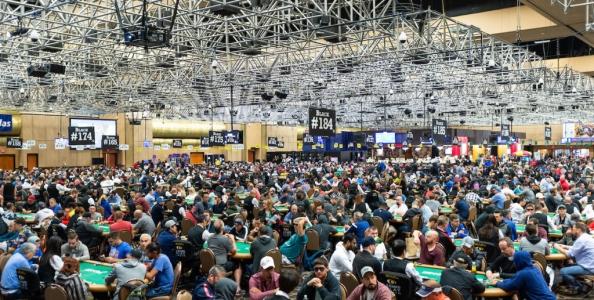 Le meteore vincenti nella storia del main event WSOP