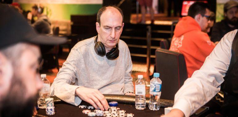 Erik Seidel a premio in cinque decenni diversi
