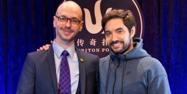 Cosa ha detto Luca Vivaldi dopo la nomination a TD dell'anno per i Global Poker Awards
