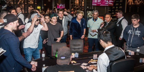 L'incredibile mano a 3 che ha fatto scoppiare la bolla al final table dell'Aussie Millions