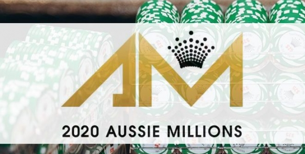 Le tre mani più incredibili giocate all'Aussie Millions 2020